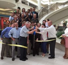 Congratulations to the Poughkeepsie Galleria on its new enhancements!