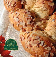 Roscas deliciosas, con almendras o de huevo, un anfitrión ideal que no debe faltar en tu mesa