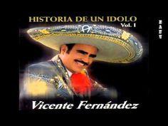 VICENTE FERNANDEZ - NOS ESTORBO LA ROPA (+lista de reproducción)