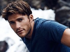 A collection of sexy Scott Eastwood photos as well as fun facts about the actor and son of legend Clint Eastwood. Scott Eastwood, Beautiful Boys, Pretty Boys, Gorgeous Men, Hair Men Style, The Longest Ride, Hommes Sexy, Romance, Raining Men