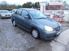 Suzuki Liana 1.3 GLTrade sale to clear, 1.3 suzuki liana traded in, driving perfect, 2 keys, Central Locking, CD Player, Electric Windows, Airbag, Electric Mirrors, Immobiliser, Power Steering, Multiple Air Bags, Isofix 05 (2005)Last updated: 16/02/2016#xtor=CS1-41-[share]