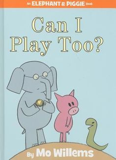 Great ideas to go with the Elephant & Piggie series from Mo Willems. #summereading #SummerReading #readforgood
