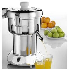 With decades of world wide customer satisfaction, the Ruby 2000 juice extractor produces a continuous supply of fresh, rich, delicious juice from fruit and vegetables. It is capable of producing pulp Autocad, Commercial Juicer, Juicer Reviews, New Kitchen Gadgets, Juicer Machine, Juice Extractor, Citrus Juicer, Restaurant Equipment, Blenders