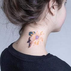 Howl's Moving Castle Baby Tattoos, Mini Tattoos, Body Art Tattoos, Sleeve Tattoos, Pretty Tattoos, Beautiful Tattoos, Cool Tattoos, Anime Tattoos, Makeup Tattoos