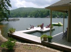Lake Burton Vacation Rental - VRBO 98263 - 5 BR Northeast Mountains House in GA, Paradise Palace with Private Boat House & Dock