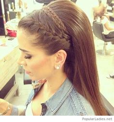Best hairstyle for indian brides braided hairstyles for wedding,updos hairstyles with tiara funky hairstyles head wraps,wedding hairstyles curly short hairstyles. Pretty Hairstyles, Braided Hairstyles, Wedding Hairstyles, Hairstyles 2018, Hairstyle Braid, Beach Hairstyles, Braid Bangs, Men's Hairstyle, Braid Hair