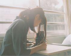 inujita: Focus adjustment by blackteaj.justice on Flickr.