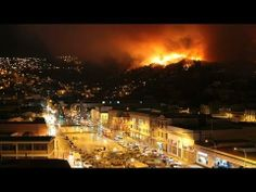 Wildfire Destroys 500 Homes In Chile Killing 2 One Of The Worst Fires