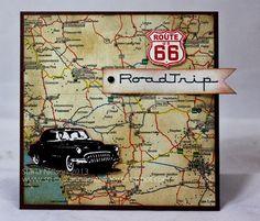 Exploring Creativity: Route 66