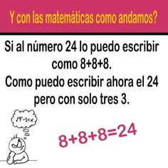preguntas inteligentes Funny Baby Jokes, Funny Babies, Young Life, Riddles, Kids Gifts, Kids And Parenting, 1, Education, Math