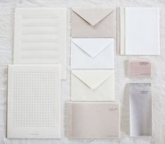 Beautiful Japanese washi paper business form book for invoice, receipt, reservations, etc.