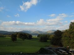 Wray Castle Lake District, Golf Courses, Castle, Holiday, Vacations, Holidays, Forts, Palace, Vacation