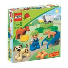 DUPLO LEGO Ville Animals (4972) >>> This is an Amazon Affiliate link. Visit the image link more details.