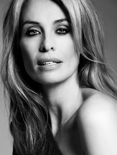 Trump Models Detail Page For Frederique Van Der Wal Containing Portfolio Images Model Stats Comp Cards Digitals And Online Links
