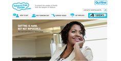 Redesign of Tobacco Free Florida website.  www.tobaccofreeflorida.com