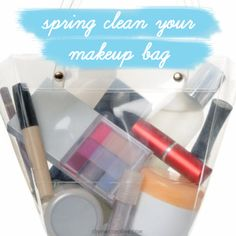 Why toss out the old junk? Because it might be causing acne and it could be hurting the delicate skin around your eyes. Plus, you'll have an excuse to shop for the latest beauty products! #makeup #skin #acne #clean