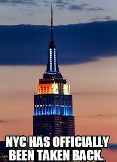 Mets NYC has been taken back.