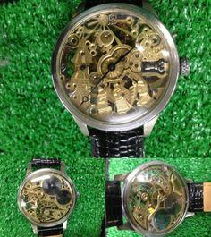 Pocket Watch IWC懐中時計アンティーク Antique ¥80000yen 〆08月05日