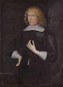 One of my royal ancestors through his daughter, Lady Mary, who came to the US. He's also an ancestor of Queen Elizabeth... which makes me cousins with the royal family. Woot!
