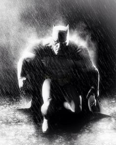 Batman by Daniel Scott Gabriel Murray.