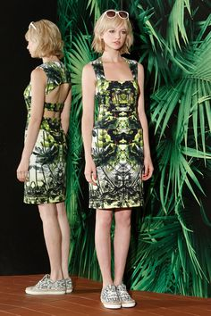 Nicole Miller Resort 2015 Collection on Style.com: Runway Review