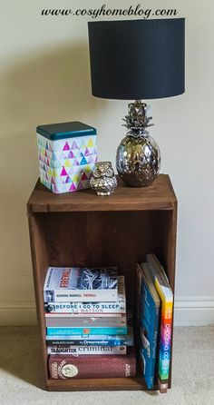 Sturdy and versatile storage from Lilly Loray: Marvin crate review