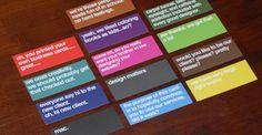 400+ Creative Business Card Design Inspiration | Logo Design Blog