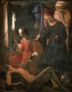 George de la Tour : St. Sebastian