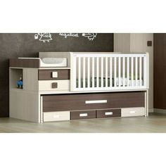 Trundle and extra storage! Baby Bedroom, Nursery Room, Kids Bedroom, Baby Changing Tables, Bebe Baby, Rustic Baby, Baby Furniture, Deco Furniture, Diy Bed