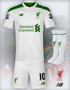 New away kit?