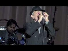 Old Ideas Tour ~ Leonard Cohen, Hallelujah ~ Dublin 9.14.2012