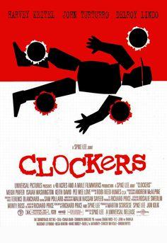 """""""Clockers"""" (1995)"""