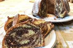 Najlepšia bábovka. Osvedčený recept bez oleja a mlieka | LepšíDeň.sk Bunt Cakes, Cupcakes, Sweet Cakes, French Toast, Deserts, Food And Drink, Cooking Recipes, Baking, Breakfast