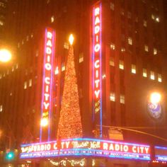 Christmas In New York City has to include The Rockettes!