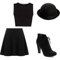 AHS Coven Outfit...i have all of this soooo yes