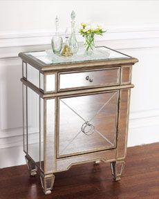 perfect for a my night stand or next to the chair in our master.