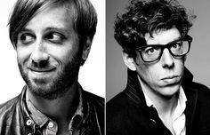 Dan Auerbach + Patrick Carney = Music Geniuses