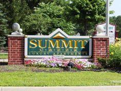 Summit Creek Apartments   Canton, MI 48188   Garages
