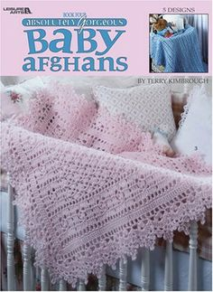 Ravelry: Leisure Arts #3015, Absolutely Gorgeous, Book 4 - Baby Afghans - patterns