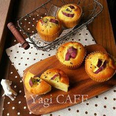 優しい甘さが魅力♪秋に食べたい「さつまいもクッキー」 | くらしのアンテナ | レシピブログ Pineapple, Muffin, Sweets, Fruit, Cooking, Breakfast, Desserts, Recipes, Food