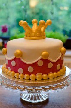 Prinzessinentorte fuer einen ganz besonderen Anlass : My Cake Diary