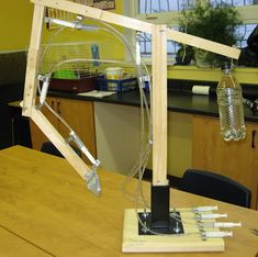 The Hydraulic Crane - a great science project! | Nucleus Learning