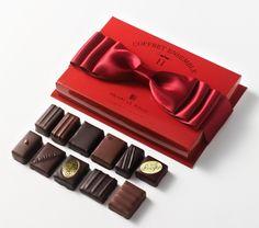 chocolats Henri le Roux Saint Valentin 2014