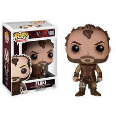Vikings Floki Pop! Vinyl Figure - Funko - Vikings - Pop! Vinyl Figures at Entertainment Earth