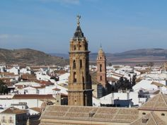 Moving to Antequera