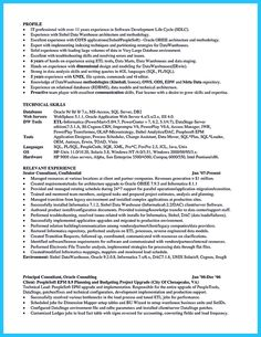 Architect Resume Samples In The Data Architect Resume One Must Describe The Professional
