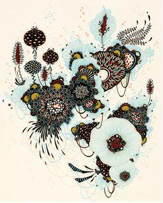 Art Prints and Original Artwork of Yellena James by yellena Artwork Fantasy, Yellena James, Original Artwork, Original Paintings, Tinta China, Ink Pen Drawings, Inspiration Art, Art Abstrait, Fantasy Illustration