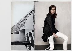 Y-3 SS12 campaign by Collier Schorr