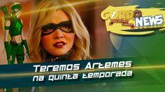 Arrow - Teremos Artemes na quinta temporada