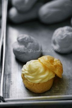 yogurt cookies with lemon cream cheese frosting cream puffs with lemon ...